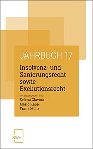 Jahrbuch Insolvenzrecht_2017